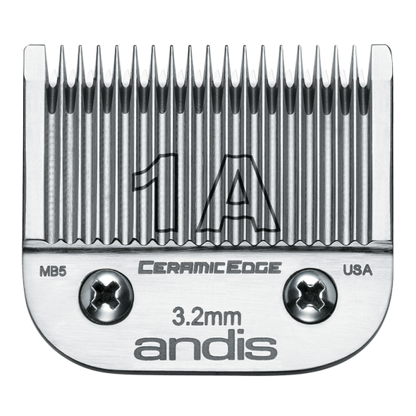 Andis Ceramic Edge Detachable Blade Size 1A #63055