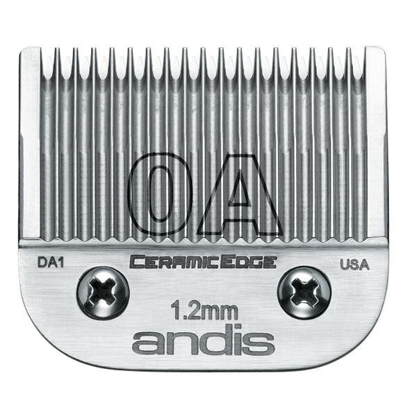 Andis Ceramic Edge Detachable Blade Size 0A #64470