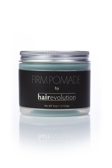 Hair Evolution Firm Pomade 4 oz