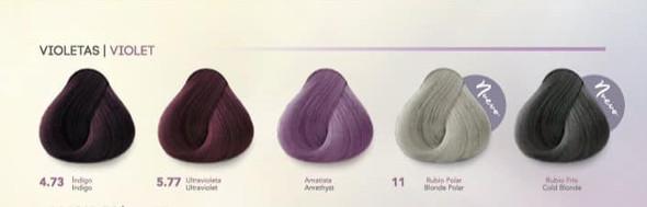 Hidracolor Creme Violet Series