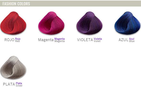 Hidracolor Creme Fashion Series