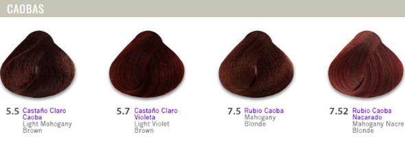Hidracolor Creme Color Series Chocolate Series
