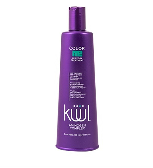 OLOR ME LEAVE-IN TREATMENT will revitalize dyed hair and leave it radiant and shiny. Its effective action helps nourishing and providing the amount of proteins the hair needs.  Buy more save more