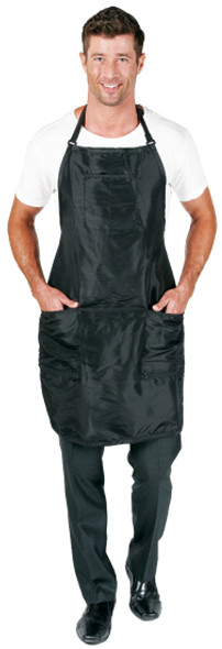 Betty Dain Premier Black Barber Apron