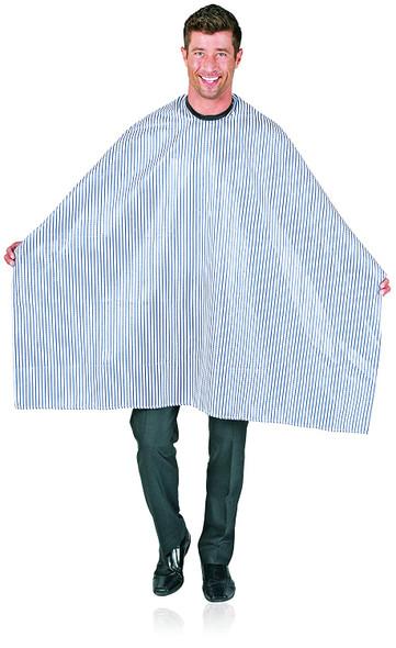 Betty Dain Classic Stripe Haircloth Navy/White
