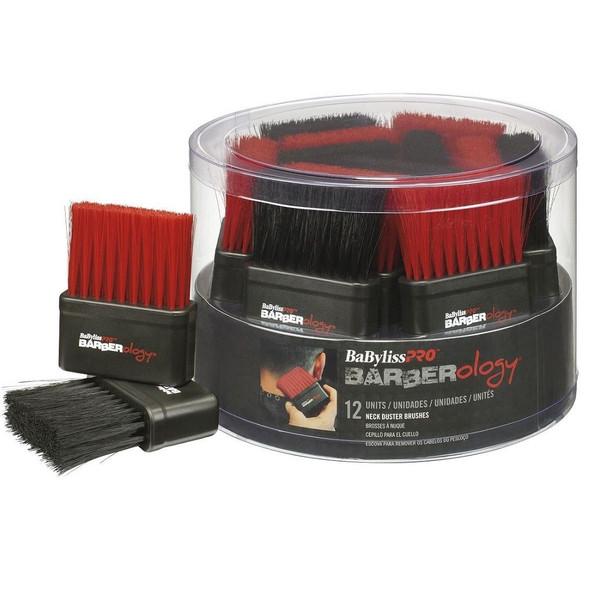Barberology Neck Duster  Brush - 12pc Bucket