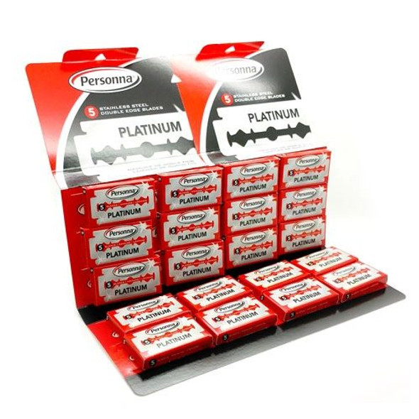 Red Pack Personna Blades 100pk