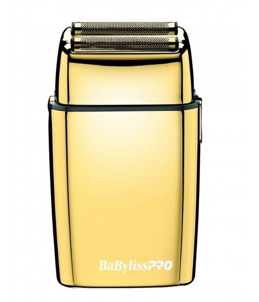 BaByliss Pro FoilFX02 Shaver Gold
