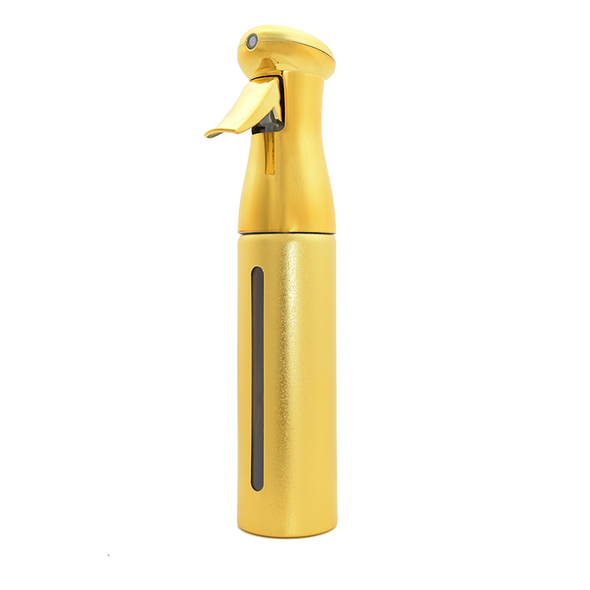 Gold Spray Mist Bottle 10.5 oz