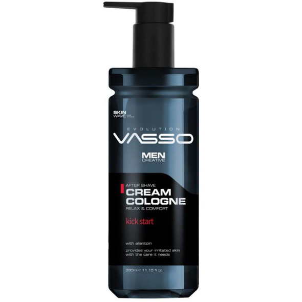 Vasso After Shave Cream Cologone - Kick Start 12 oz