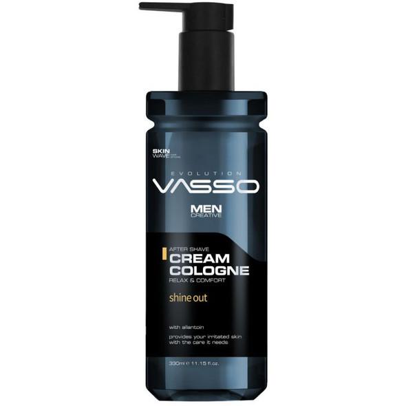 Vasso After Shave Cream Cologone - Shine Out  12 oz