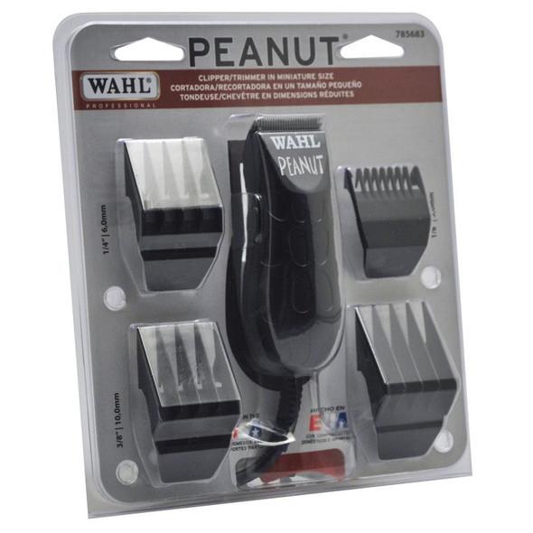 Wahl Black Peanut Trimmer