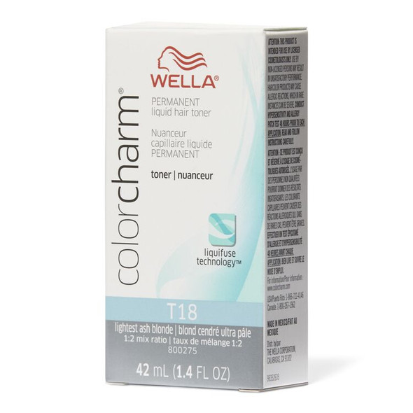 Wella Color Charm Toner T18