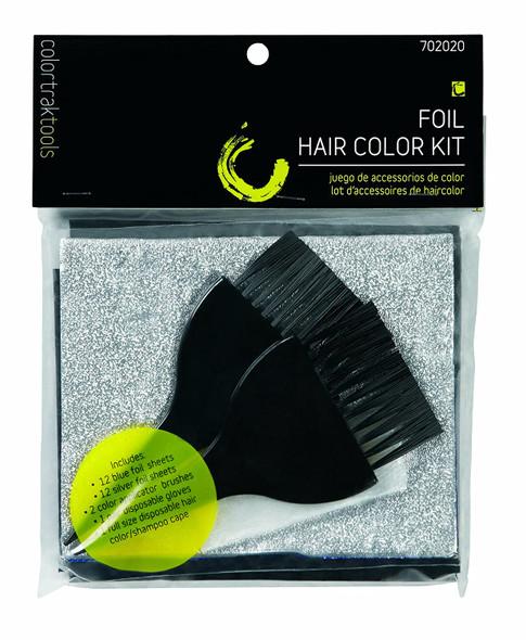 Colortrak Foil Hair Color Kit