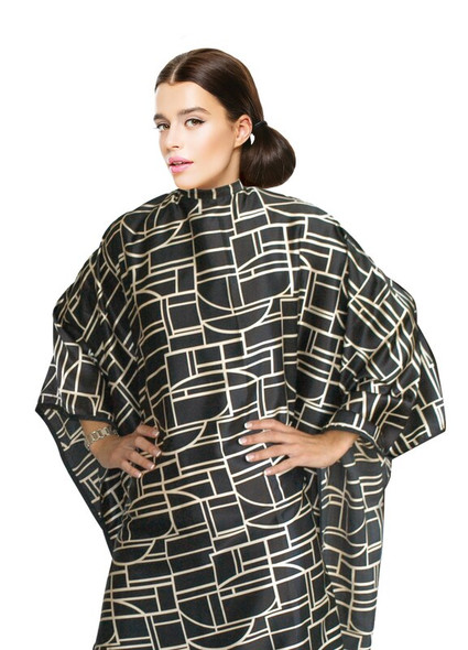 Cricket Art Deco Hair Cutting Cape