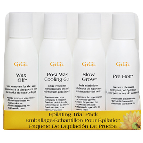 GiGi Epilating Lotions PrePack 2 oz