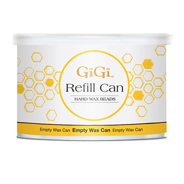 Gigi Wax Beads Refill Can  14 oz