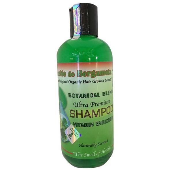 Bergamota Shampoo 12 oz