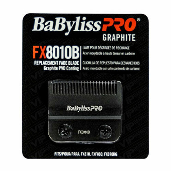 BaByliss Pro FX8010B Replacement Graphite Fade Blade