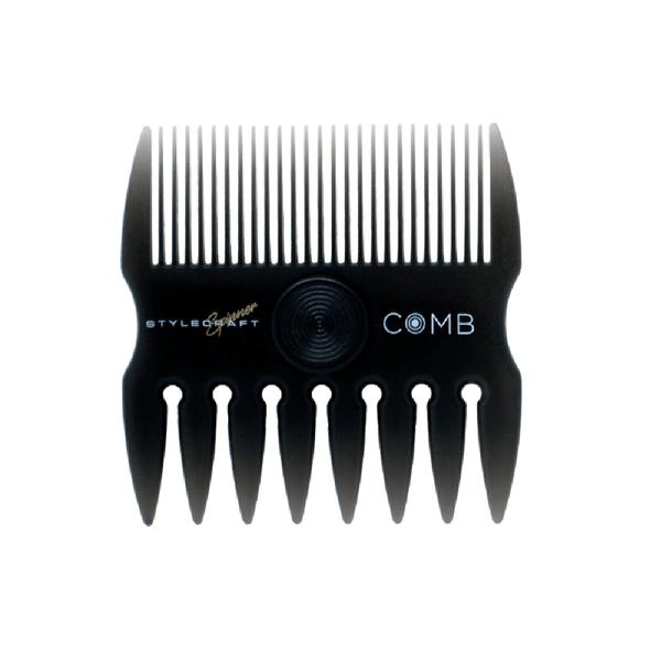 Gamma Spinner Comb - Black