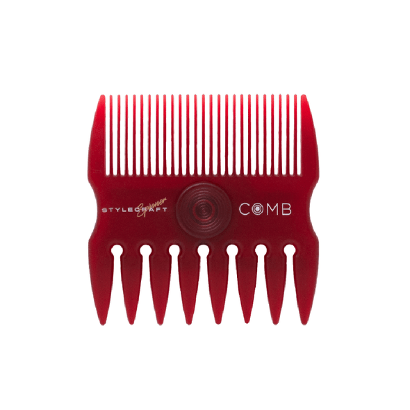 Gamma Spinner Comb - Red