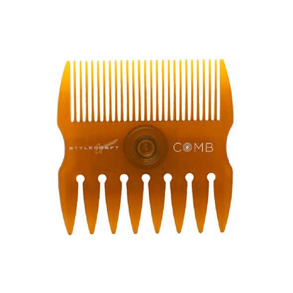 Gamma Spinner Comb - Amber