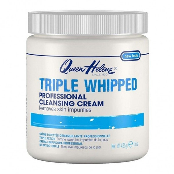 Queen Helene Triple Whipped Professional Cleansing Cream 15 oz