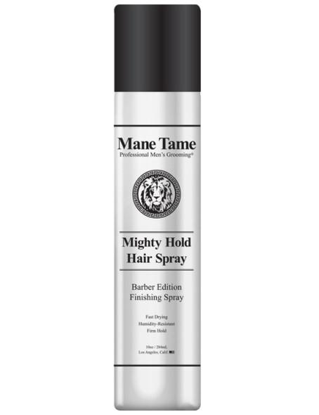 Mane Tame Mighty Hold Hair Spray 10oz