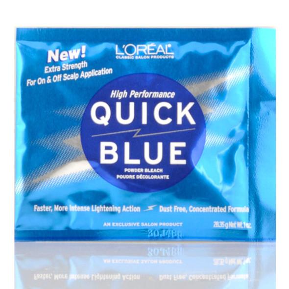 Quick Blue High Performance Powder Lightener 1 oz