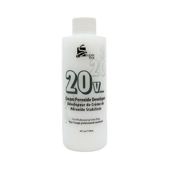 Marianna Super Star Cream Peroxide Developer 20 Volume 4oz