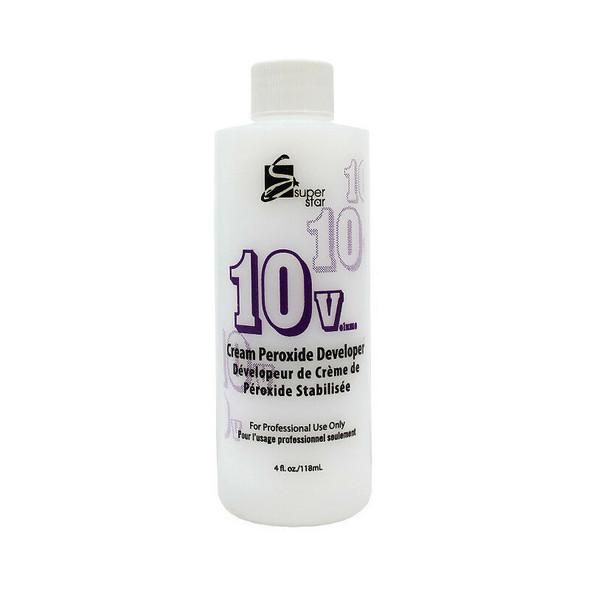 Marianna Super Star Cream Peroxide Developer 10 Volume 4 oz