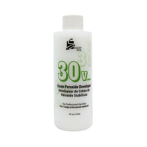 Marianna Super Star Cream Peroxide Developer 30 Volume 4 oz