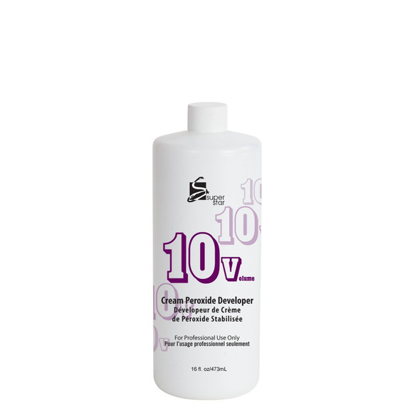 Marianna Super Star Cream Peroxide Developer 10 Volume 16oz