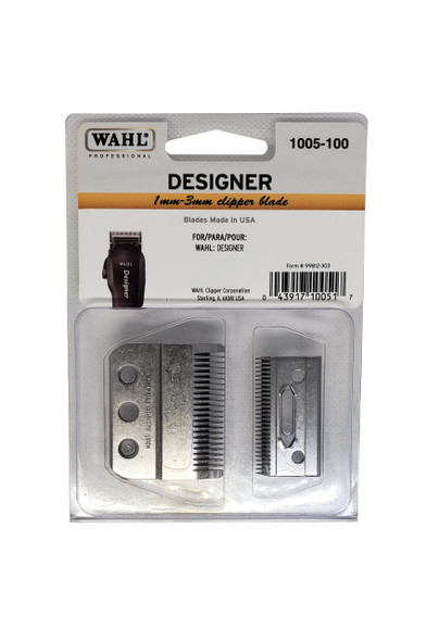 Wahl Professional 3 Hole Adjusto Lock Blade 1005 My Salon Express