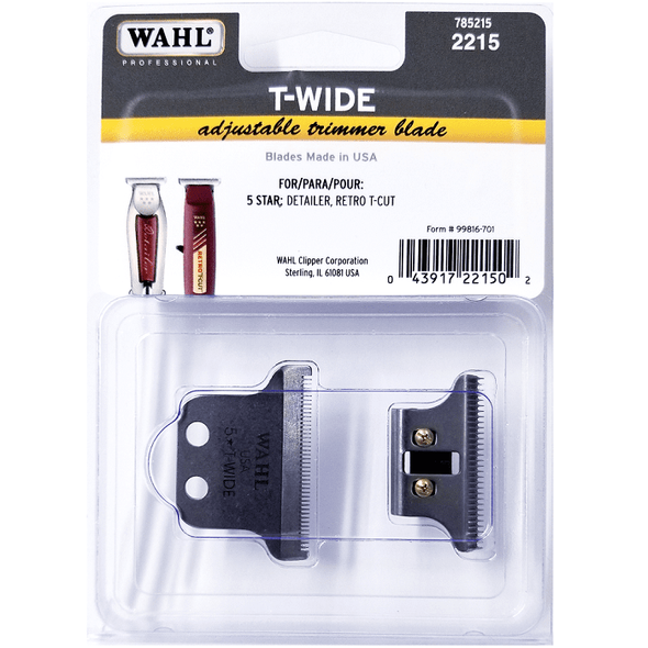 Wahl T-Wide Replacement Blade 2215