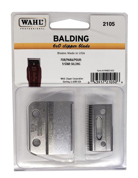 Wahl Balding Replacement Blade 2105