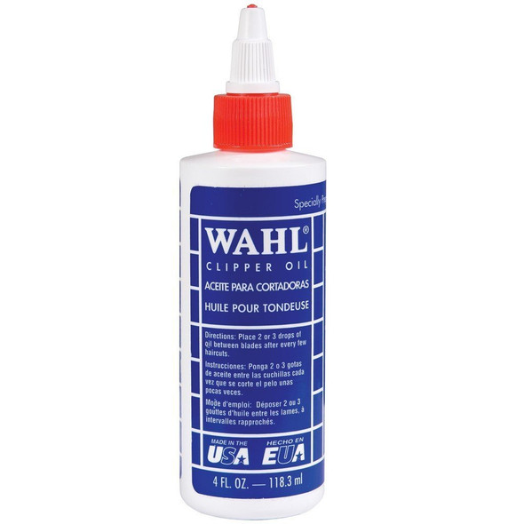 Wahl  Clipper Oil 4oz