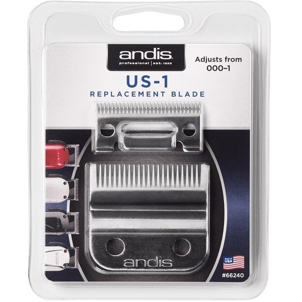 Andis US-1 Replacement Blade Fits Model US-1, Envy, Beauty Master+