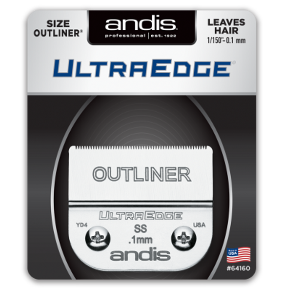 Andis Ultra Edge Detachable Outliner Blade Size 1/150 #64160