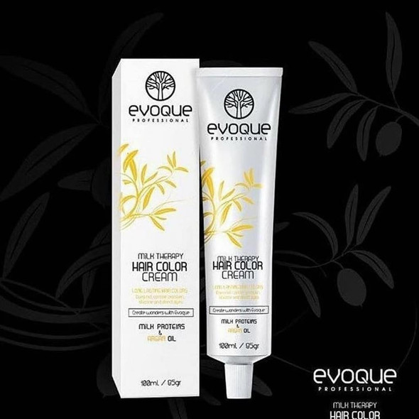 Evoque Professional Milk Therapy Hair Color