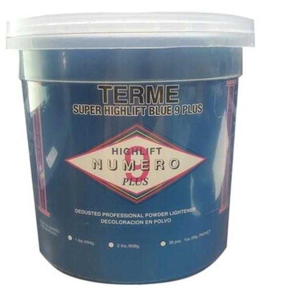 Terme  9 Super Blue Powder Bleach 2lb