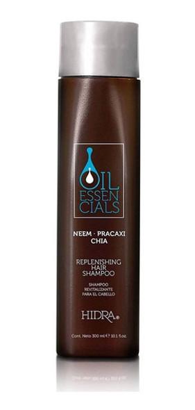 Hidra Oil Essencials Replenishing Hair Shampoo 10.1 oz