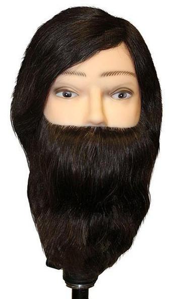 """Manequin """"Abe"""" 100% Human Hair"""