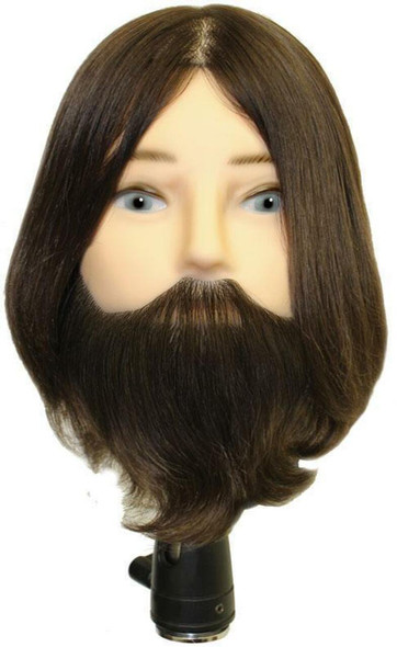 """Mannequin """"Jacob"""" - 100% Virgin European Hair"""