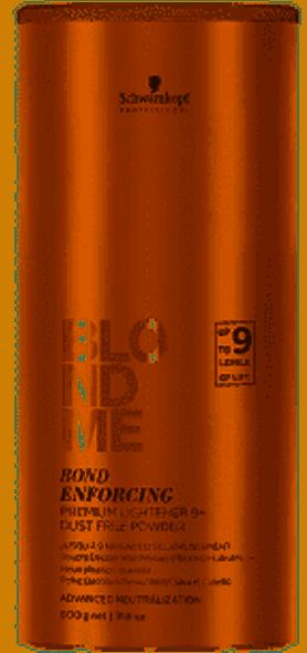 Schwarzkopf BlondMe XXL Bond Enforcing Premium Lightener 9+ Dust Free Powder 31.6 oz