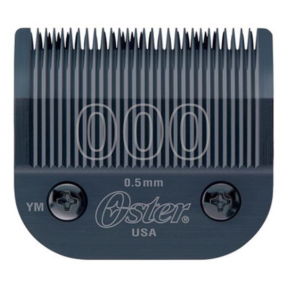Oster Black 000 Blade 76918-626