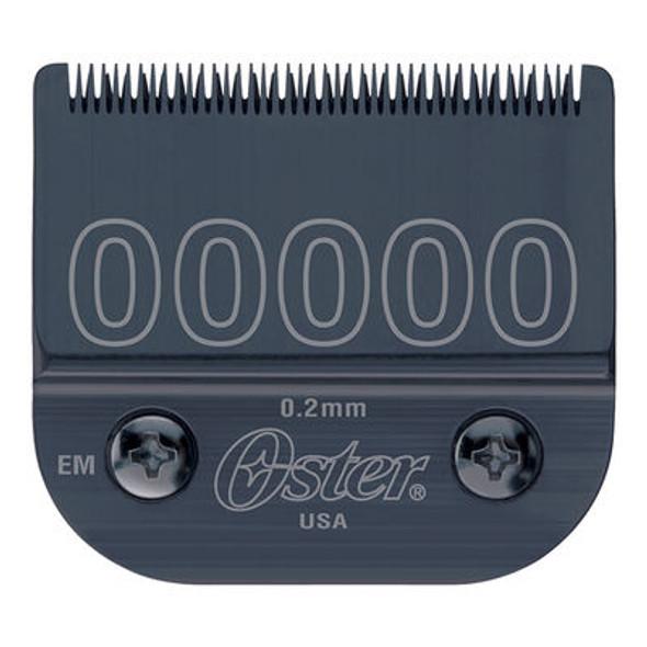 Oster Black 00000 Blade 76918-606