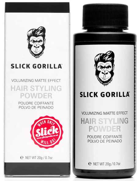 Slick Gorilla Hair Styling Texturizing Powder 0.70 oz