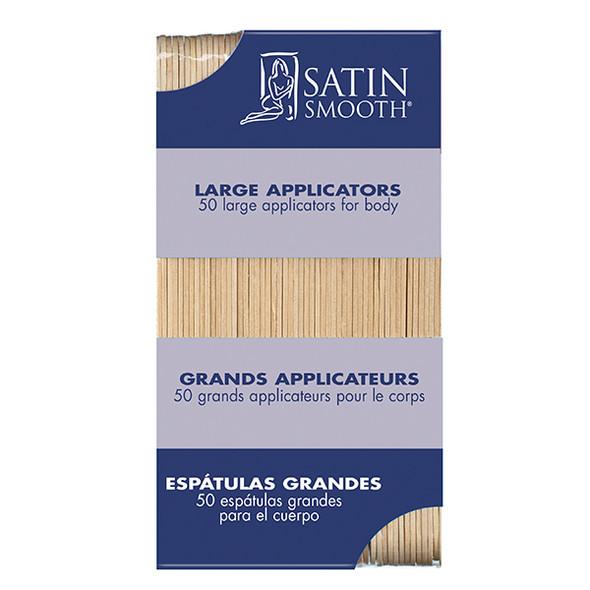 Satin Smooth Large Applicator 50pk