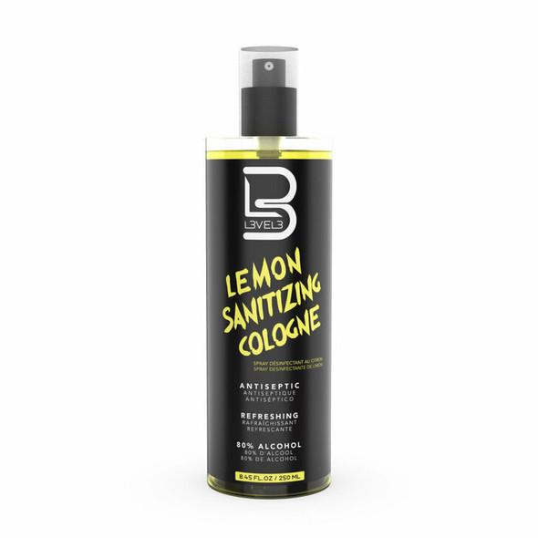 L3VEL3 Lemon Sanitizing Cologne